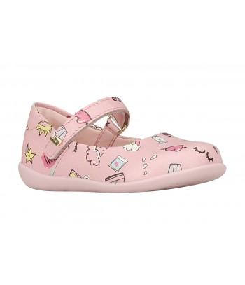 Туфли для девочки BIBI 1070037
