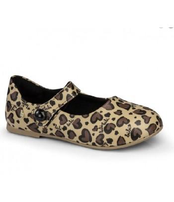 Туфли для девочки BIBI 1072100