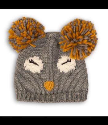 Шапка MINOTI OWL11