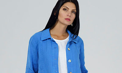 Deja Fashion коллекция льняной одежды со свободного склада в Москве