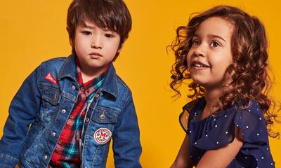 Летняя коллекция бренда детской одежды Minoti